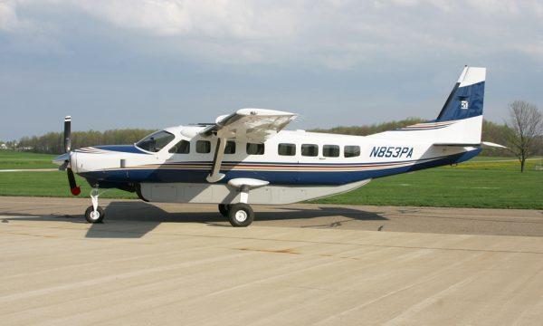 Cessna Caravan TKS Installation – N853PA