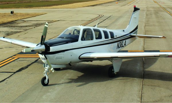 EASA Certified: TKS® Equipped Beechcraft G36 FIKI