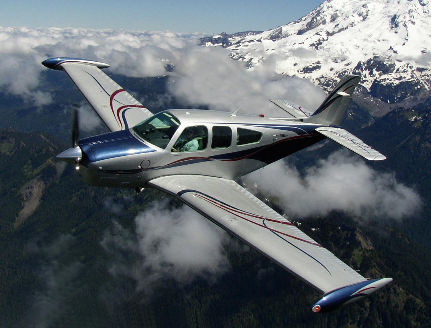 Jim Posner - Beechcraft F33A Bonanza TKS Testimonial - CAV