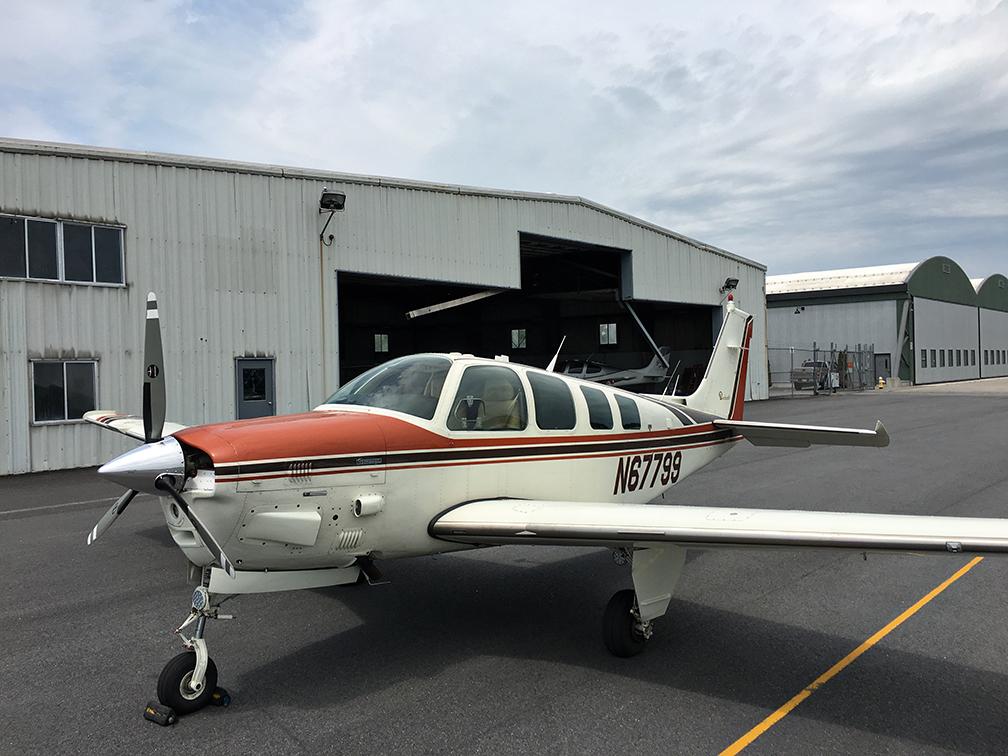 Clint-Davies-Beechcraft-Bonanza-B36TC-E