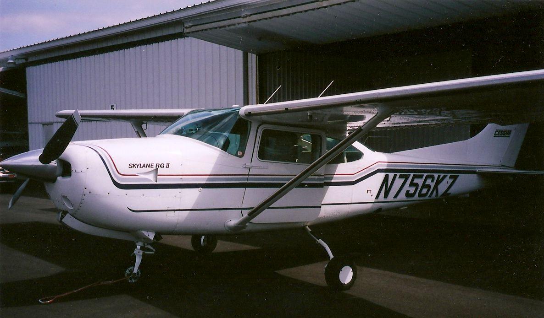 Jim Jennis - Cessna 182RG N756KZ