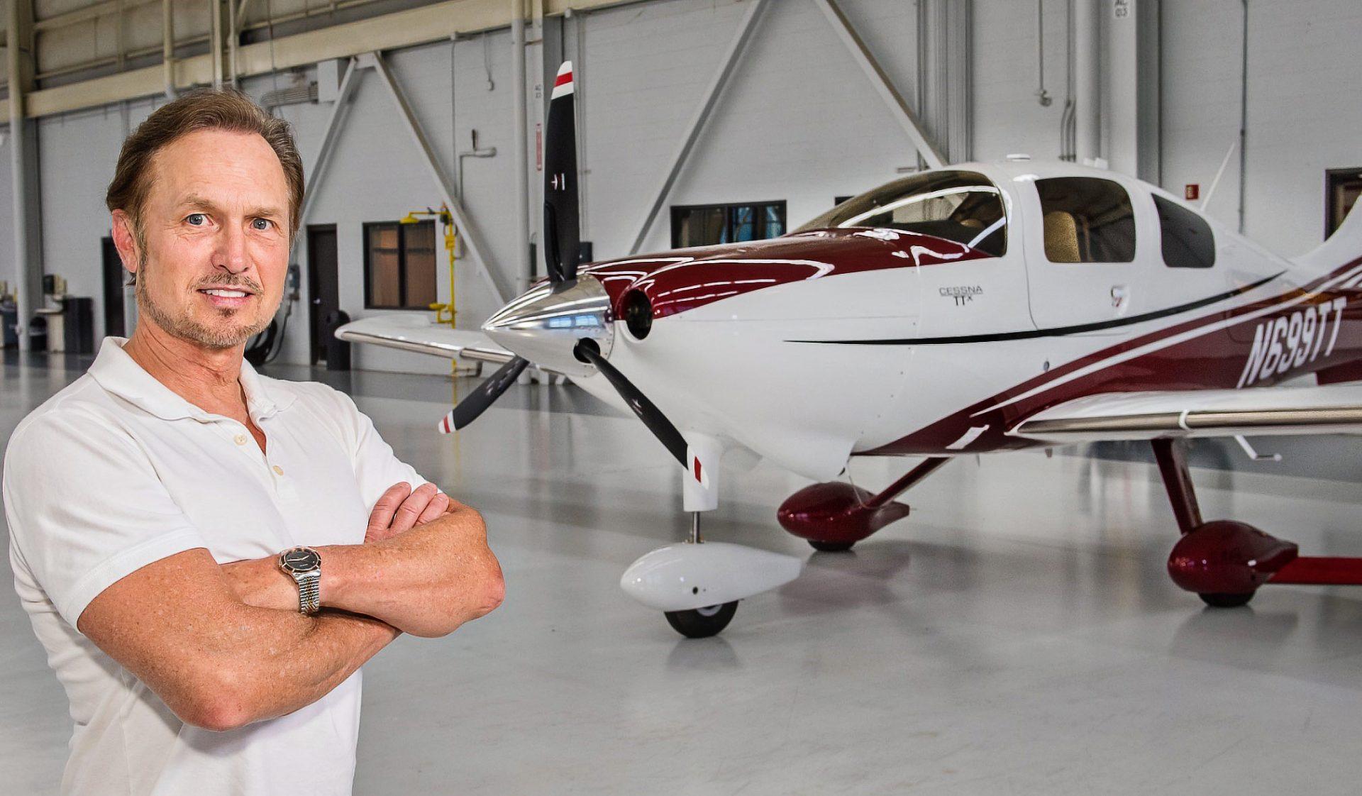 Dean Hanson - 2017 Cessna TTx FIKI TKS E