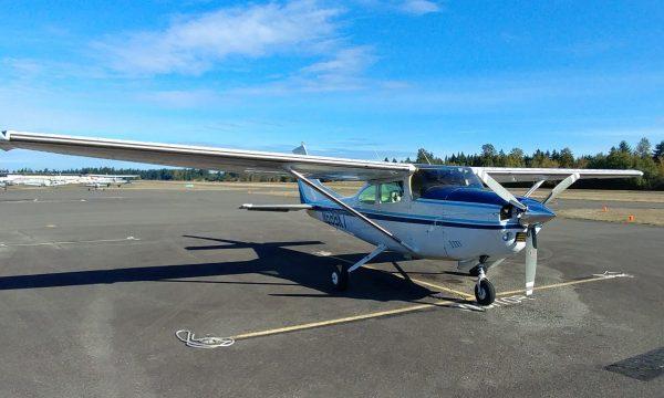 Reilly Glore – Cessna 182 TKS Testimonial