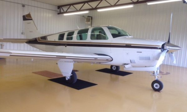 Ed Haines – Beechcraft A36 Bonanza TKS Testimonial