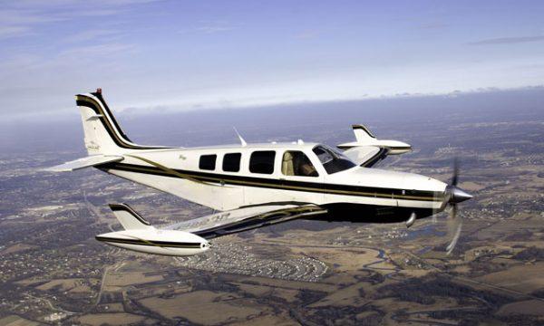 Aaron Marshall – Beechcraft Bonanza TKS Testimonial