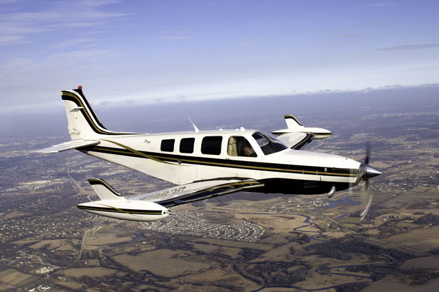 Scott Marshall - Beechcraft B36TC Bonanza.jpg