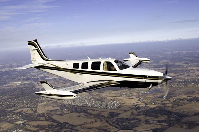 Scott Marshall - Beechcraft B36TC Bonanza.jpg