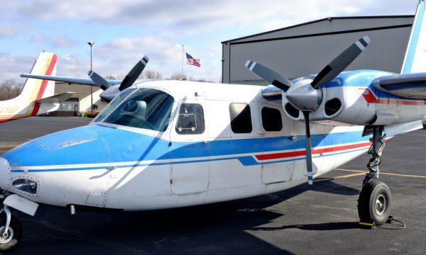 Aero Commander 500 FIKI