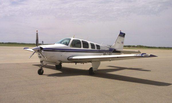 Beechcraft A36 FIKI