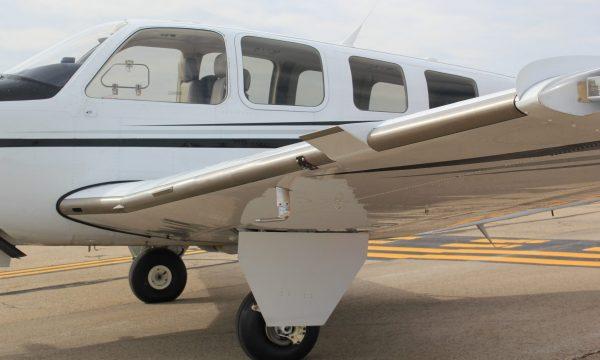 Beechcraft G36 FIKI