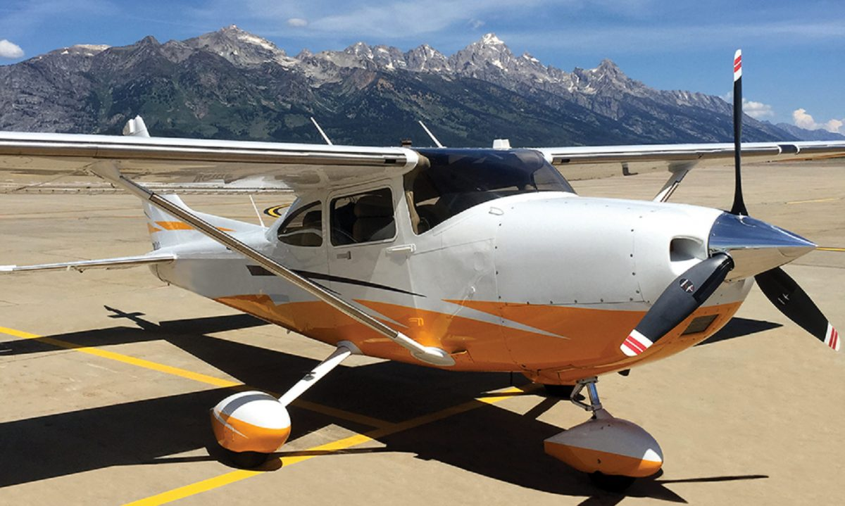 Cessna 182 - CAV Systems