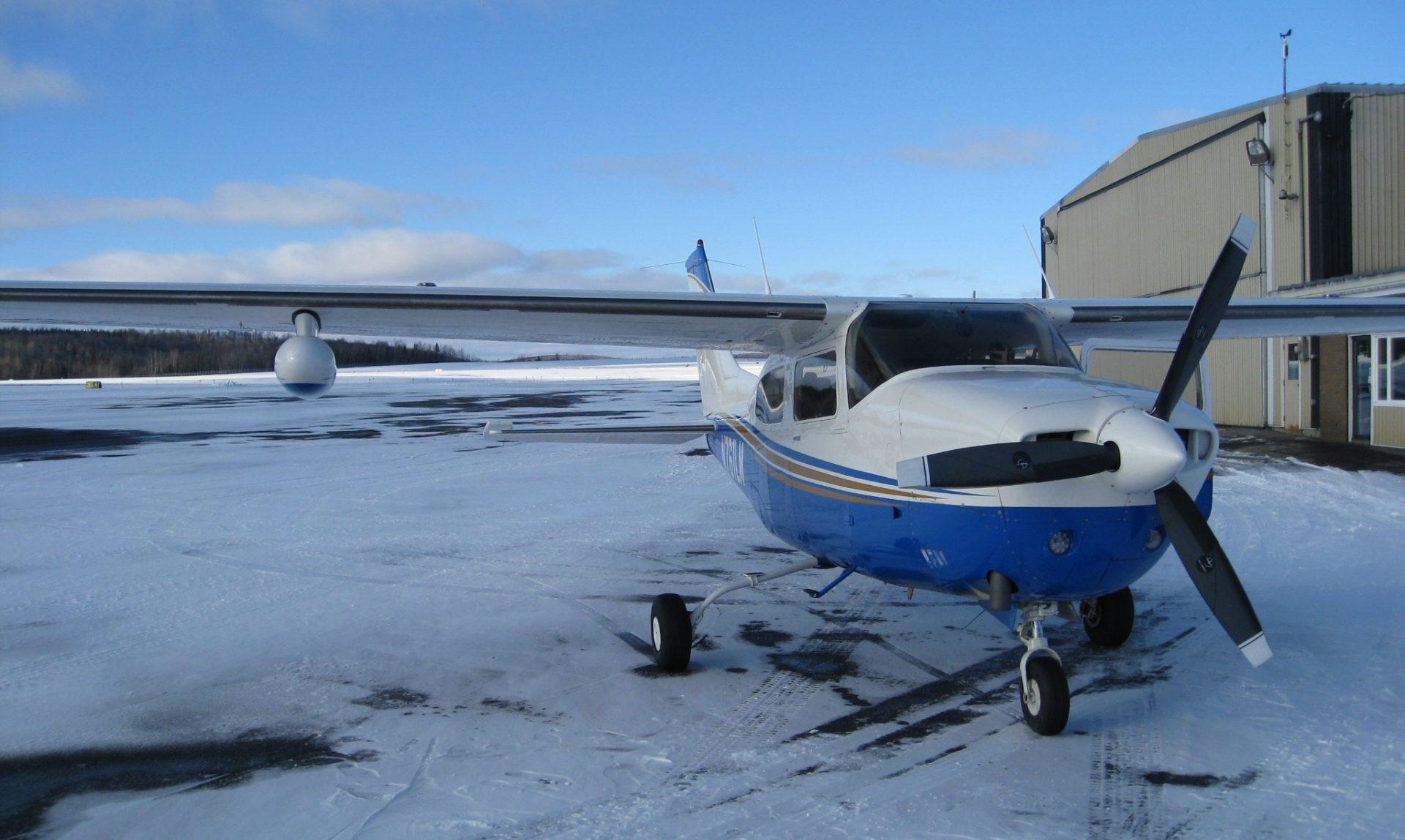 Cessna 210 - CAV Systems
