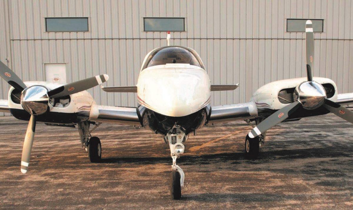 Beechcraft Baron FIKI - CAV Systems
