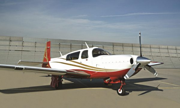 Mooney M20 FIKI