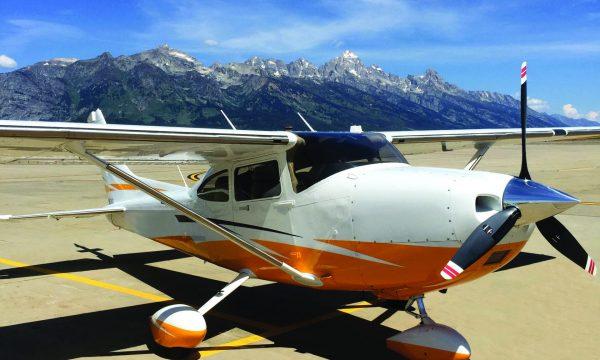 Gordon R. –  Cessna T182T TKS Testimonial
