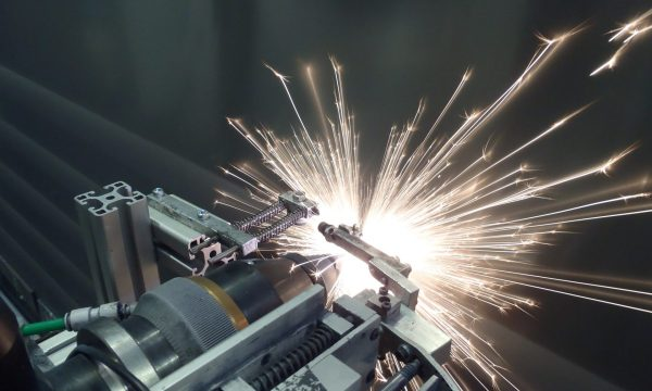 CAV COLLABORATES ON LASER PROCESSING PROJECT