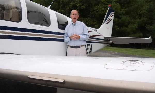 Phil Boyer, Retired AOPA President Talks TKS Ice Protection